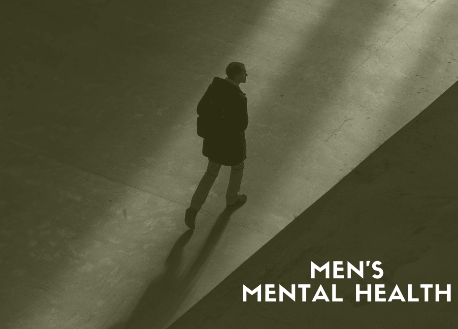 Men's mental health in the UK needs attention, men are still 3 times more likely to commit suicide than women. We're looking at how peer support groups can help to support men's mental health and help them deal with depression and other issues.